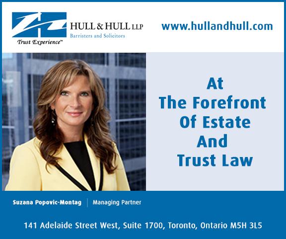 Hull and Hull April 2017 Ontario Wills and Estates Topic 150