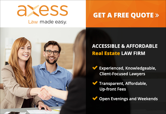 Axess Law Aug 2017 Ontario Real Estate 397