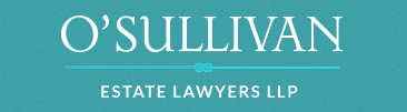 O'Sullivan Wills & Estates Ontario All Topics Sept 2017