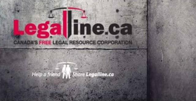 Concrete Legal Line