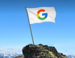 Google flag