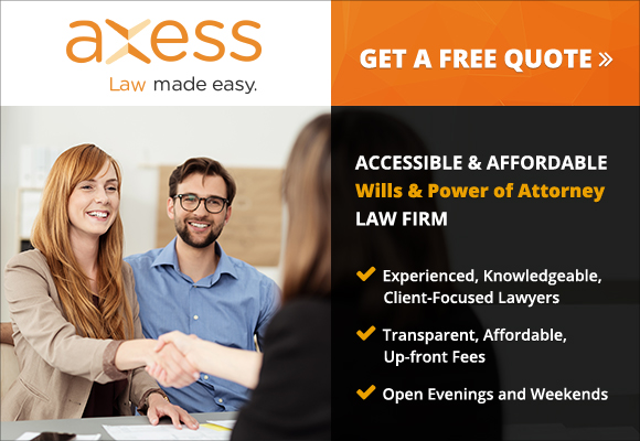 Axess Law Wills Ontario All Topics Nov 27