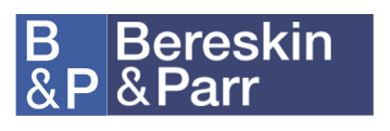 Bereskin & Parr Intellectual Property ON All Topics March 21, 2018