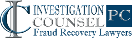 Investigation Counsel Fraud Recovery ON April 2018