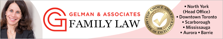 Gelman & Associates Family ON April 2018