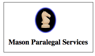 Mason Paralegal Highway Traffic ON