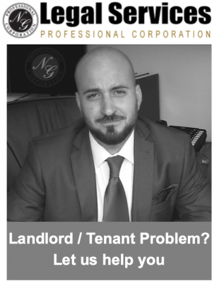 NG Legal Services Landlord and Tenant ON