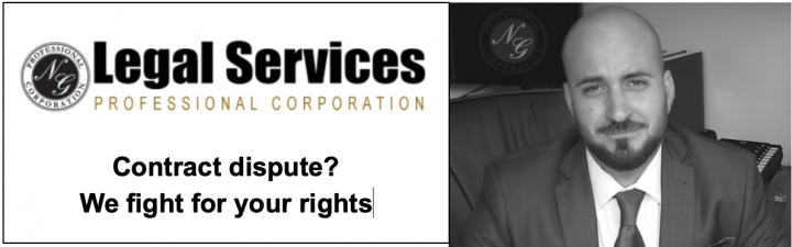 NG Legal Services Business ON
