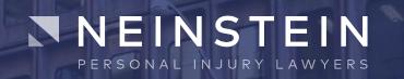 Neinstein Personal Injury ON TOC
