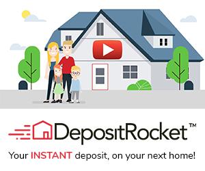 Deposit Rocket TOP Landlord ALL Prov.